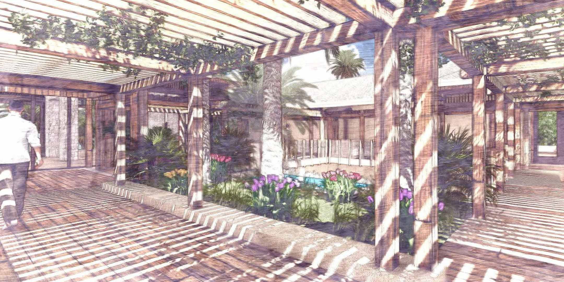 GL-GS-Courtyard-Watercolor-Image-Rectangle-2160x1080
